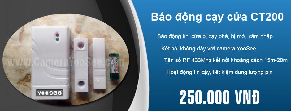 Báo động tách cửa từ 433Mhz,Đầu ghi hình YooSee,Phân phối camera IP wifi YooSee chính hãng tại Việt Nam, thẻ nhớ yoosee, thẻ nhớ camera yoosee