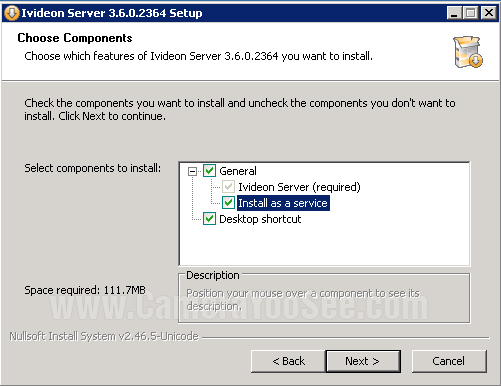 cloud camera server software