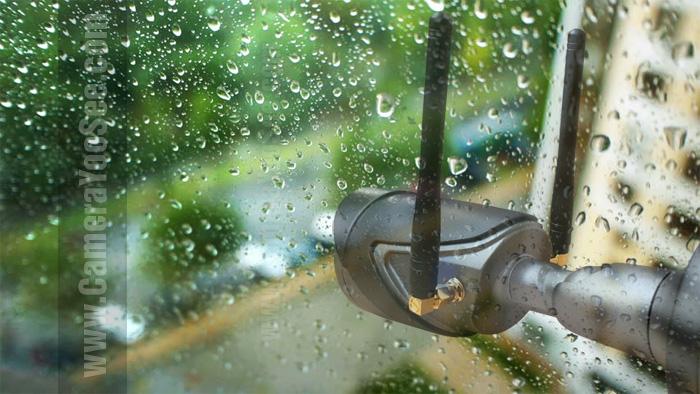 Camera YooSee chống nước