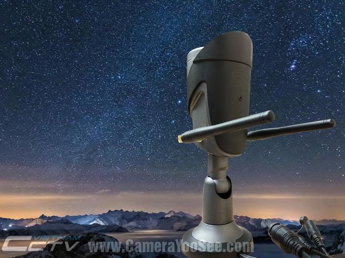 Camera IP ngoài trời Full HD phần mềm YooSee