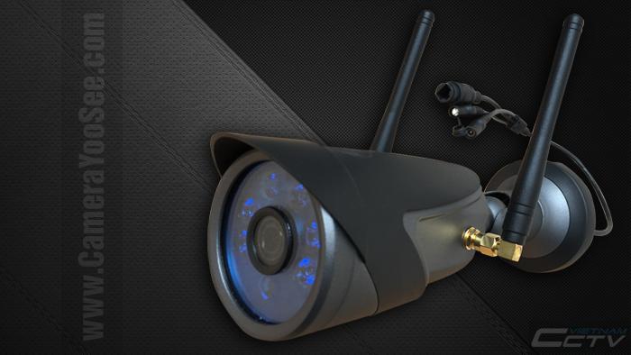 Camera IP wifi YooSee ngoài trời