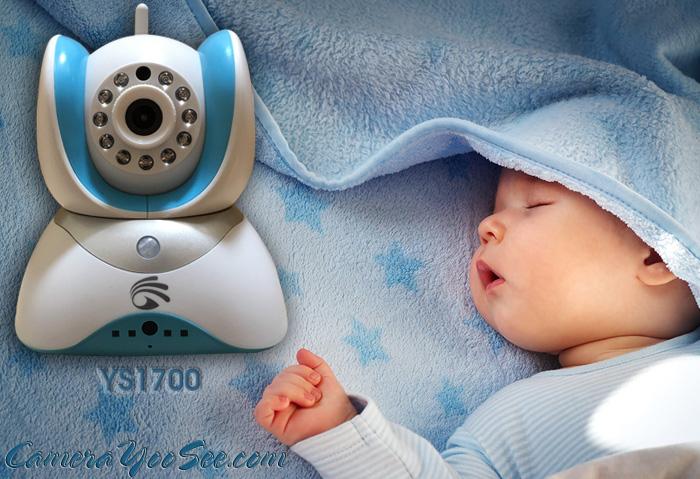 Camera IP wifi 360 YooSee chính hãng YS1700