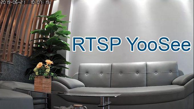 Hướng dẫn lấy link RTSP camera YooSee