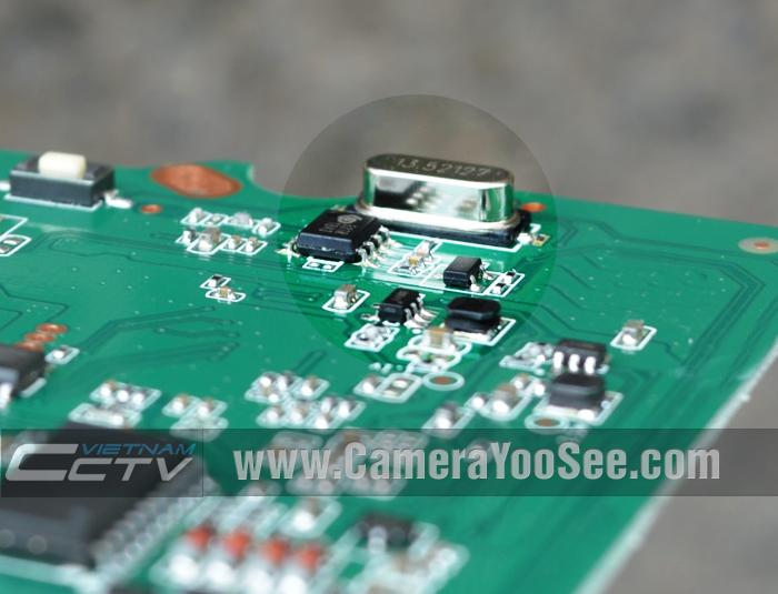 Camera YooSee full HD hỗ trợ kết nối cảm biến không dây 433mhz