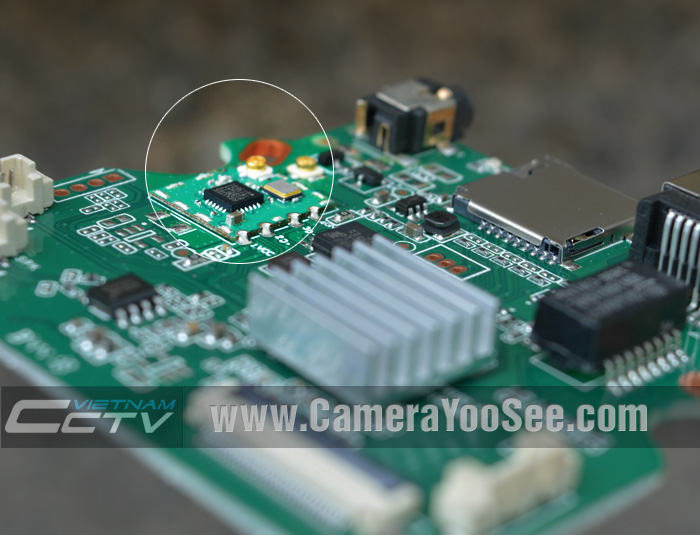Realtek wifi module on YooSee camera