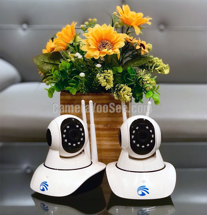 Camera YooSee YS1300 hỗ trợ kết nối đầu ghi hình