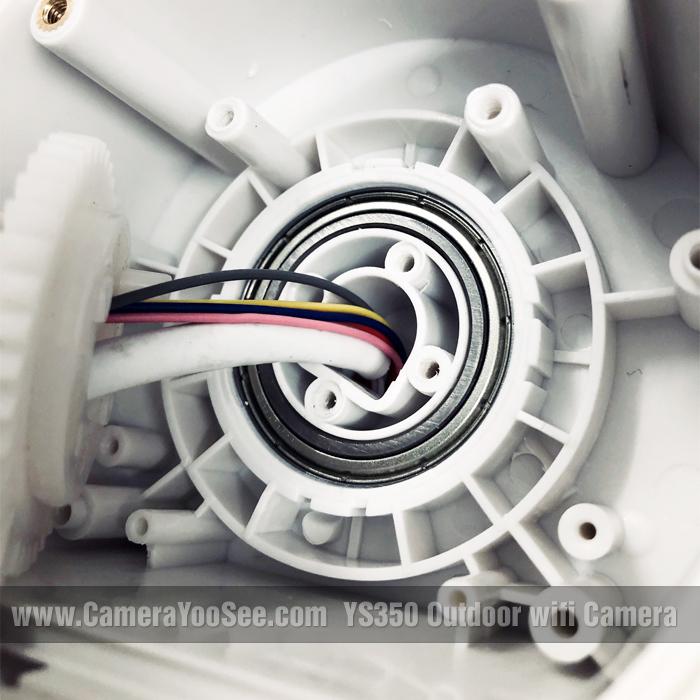 Camera YooSee YS350 ngoài trời quay quét 360 độ CCTV Việt Nam