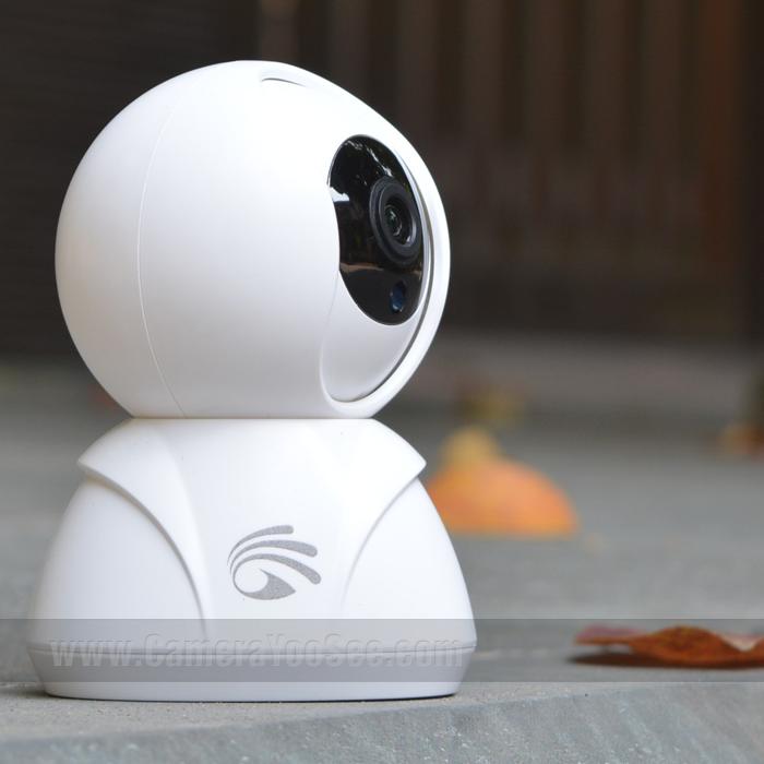 Ngắm nhìn độ sang chảnh của camera YooSee UltraHD do CCTV Việt Nam cung cấp