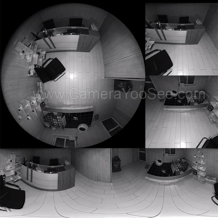 Camera Wifi YooSee góc nhìn rộng 180 độ VR 3D YS330