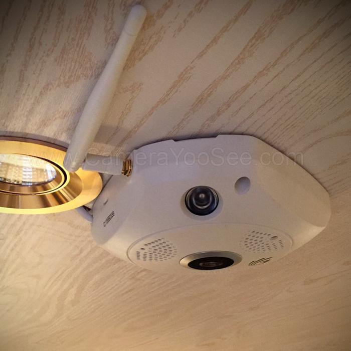Camera wifi ốp trần YooSee 3MP