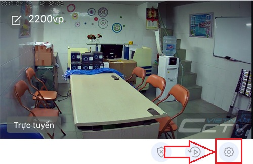 Camera YooSee, Chỉnh múi giờ trên camera YooSee