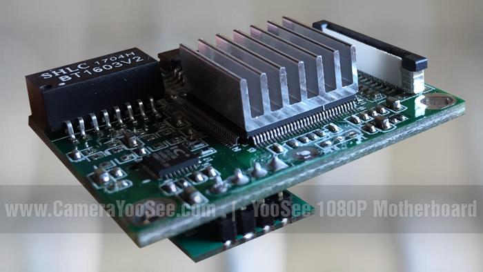 CPU GM8136 for YooSee wifi camera