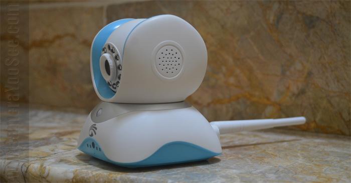Bán Camera IP wifi YooSee 360 độ YS1700 chính hãng