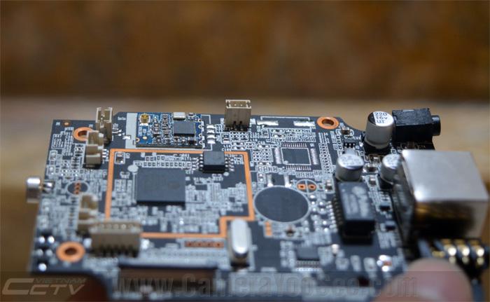 Vi xử lý Hi3158 trên camera YooSee YS1700