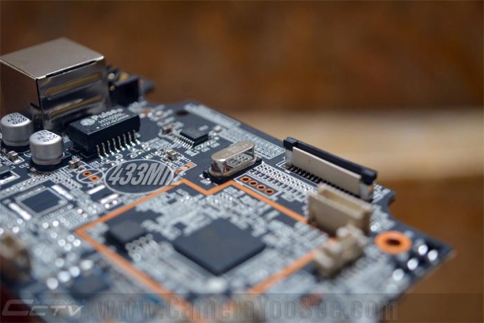 Camera YooSee hỗ trợ kết nối báo động không dây 433Mhz