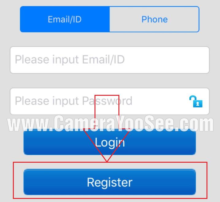 Đăng ký tài khoản YooSee không cần mã xác nhận