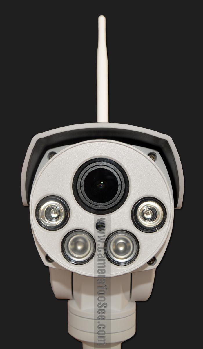 Camera YooSee hồng ngoại laser công suất lớn