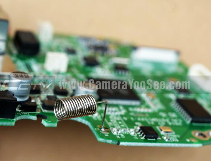 YooSee kết nối cảm biến báo động không dây 433mhz