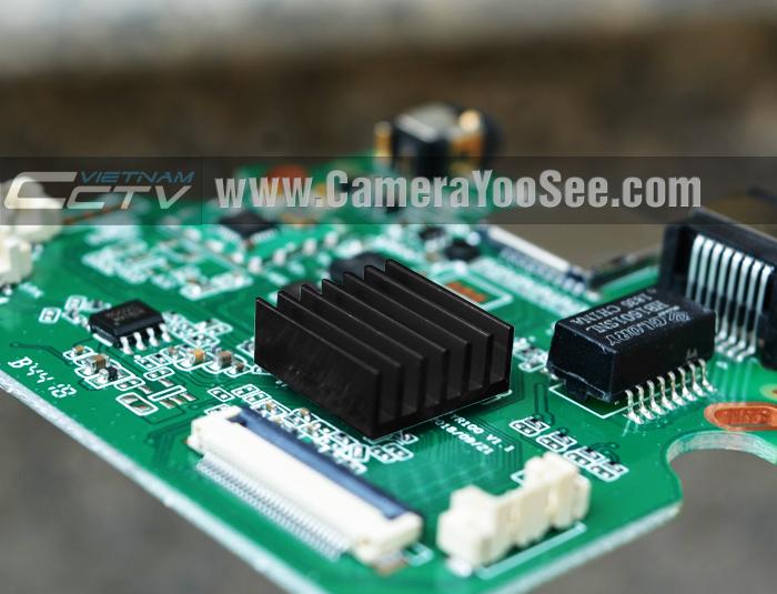 Camera YooSee dán tản nhiệt nhôm khối