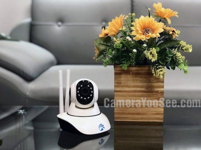 Camera YooSee YS1300 full HD 1080 hỗ trợ kết nối cảm biến không dây