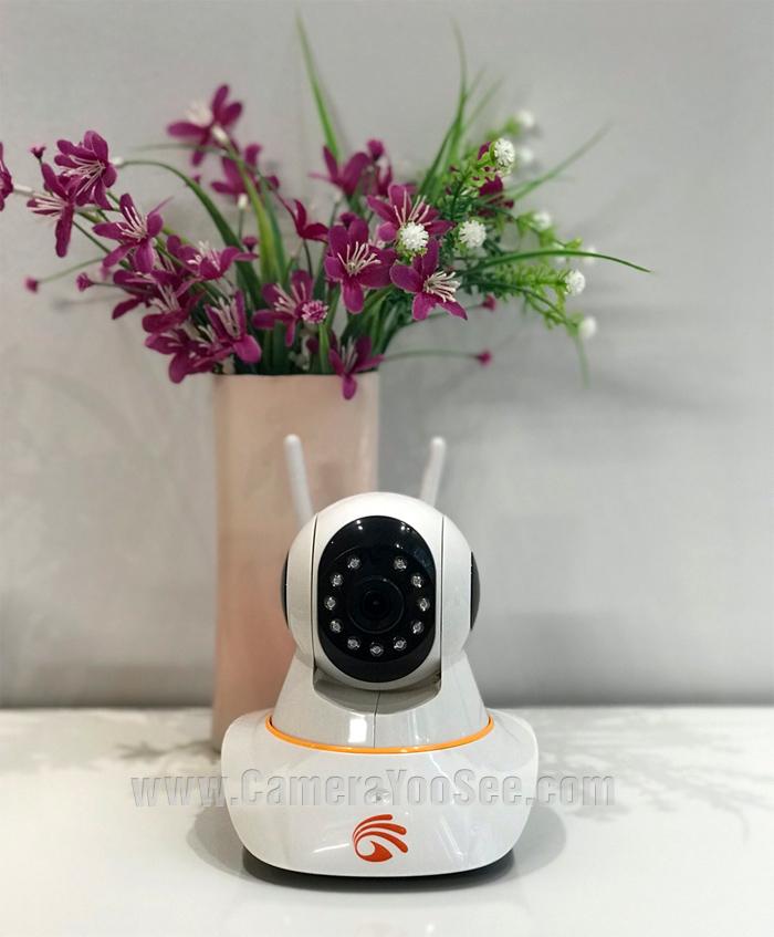 Camera YooSee YS100 hỗ trợ kết nối báo động tách cửa