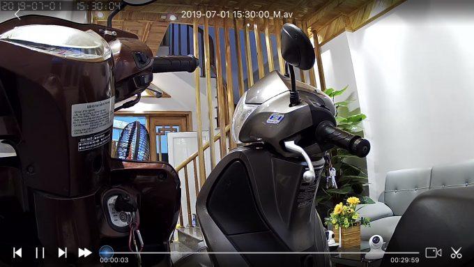 Hướng dẫn ghi hình camera yoosee vào thẻ nhớ và xem lại